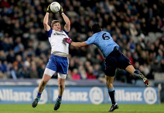 Darren Hughes with Cian O'Sullivan