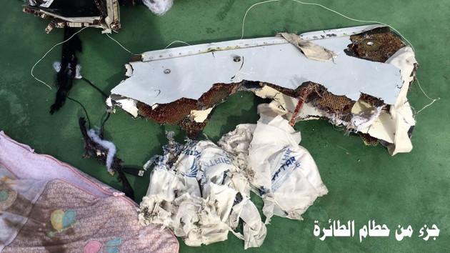 Mideast Egypt Plane