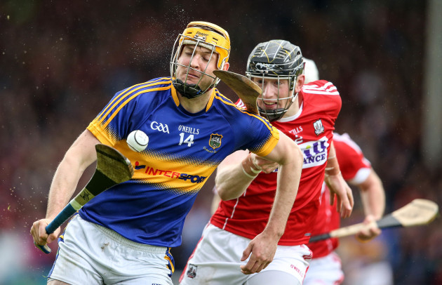 Seamus Callanan and Damian Cahalane