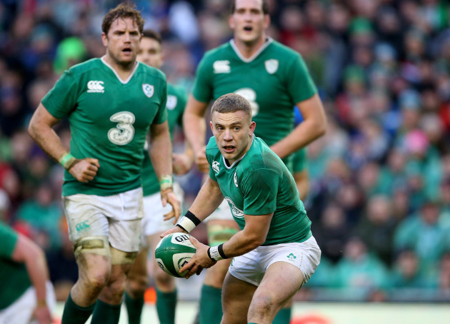 Ireland's Ian Madigan