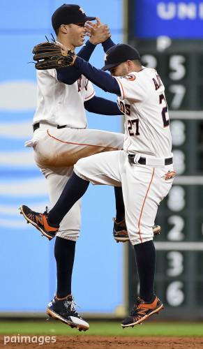 Orioles Astros Baseball