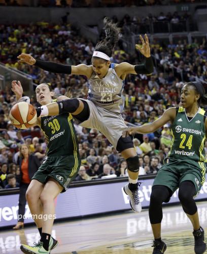 Lynx Storm Basketball