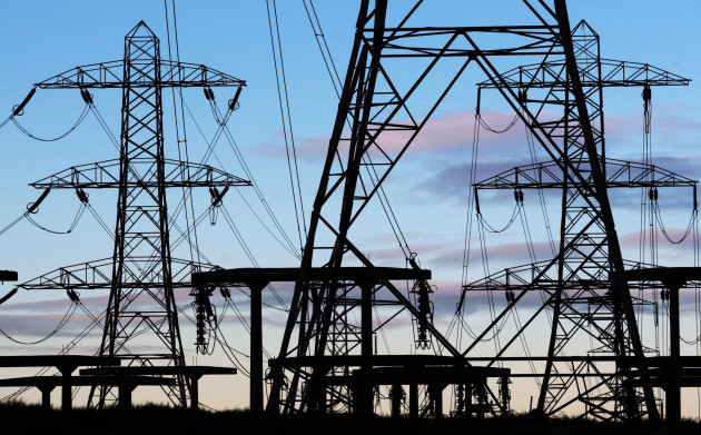 Electricity supply warning