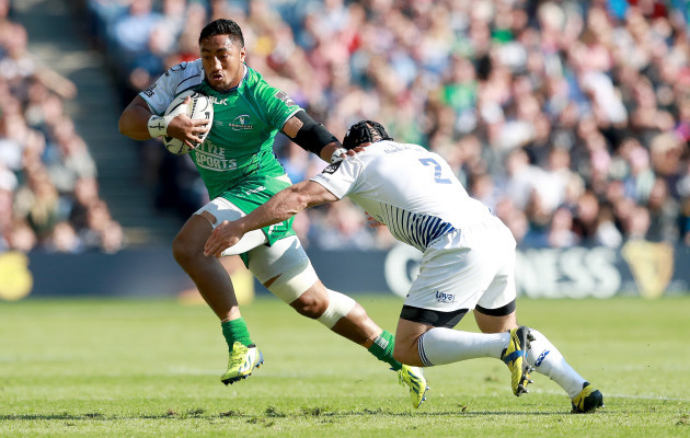 Bundee Aki and Richard Strauss