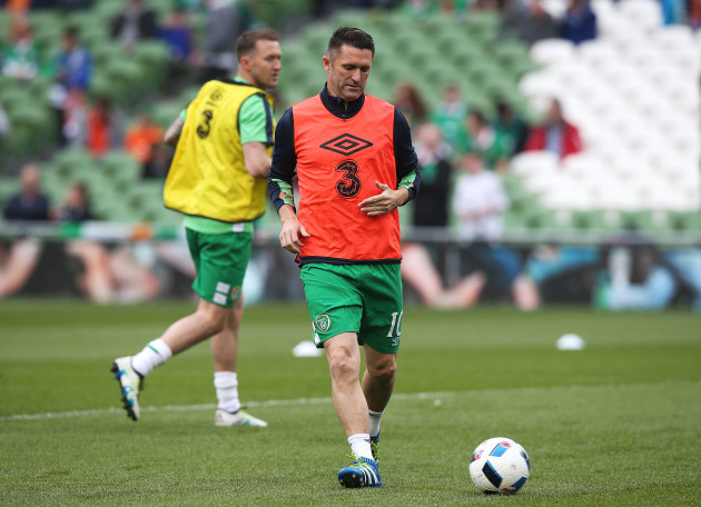 Republic of Ireland v Netherlands - International Friendly - Aviva Stadium