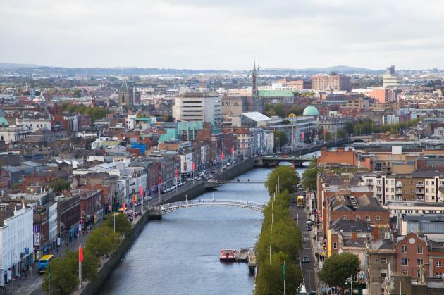 Dublin city council house plans