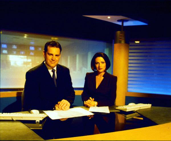 Alan Cantwell & Grainne Seoige TV 3 News Anchors