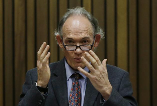 South Africa Pistorius Sentencing