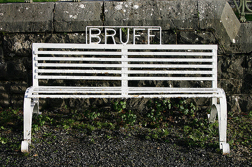 Seat at Bruff, Co Limerick