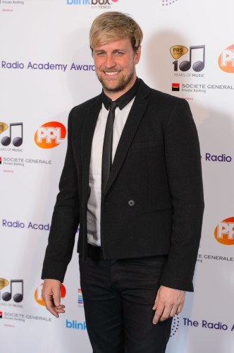 Radio Academy Awards 2014 - London