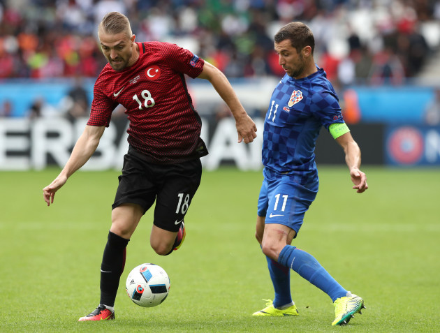 Turkey v Croatia - UEFA Euro 2016 - Group D - Parc des Princes