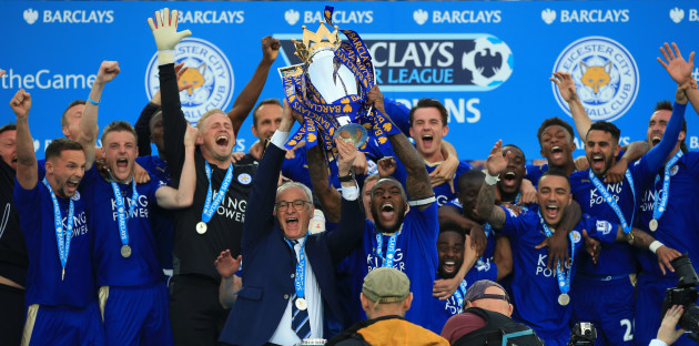 Leicester City v Everton - Barclays Premier League - King Power Stadium