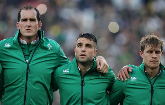 Ireland left disappointed in South Africa