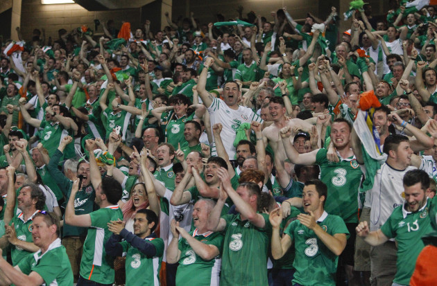 Italy v Republic of Ireland - UEFA Euro 2016 - Group E - Stade Pierre Mauroy