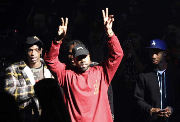Music Review-Kanye West
