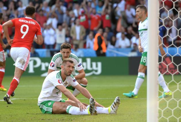 Wales v Northern Ireland - UEFA Euro 2016 - Round of 16 - Parc de Princes