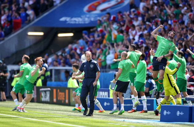 France v Republic of Ireland - UEFA Euro 2016 - Round of 16 - Stade de Lyon