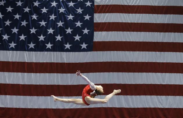 US Womens Gymnastics Championships