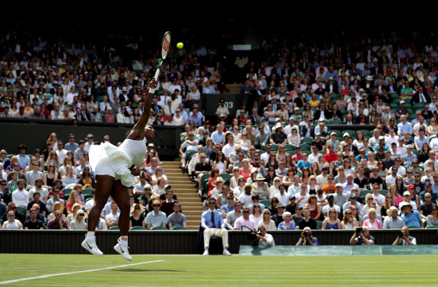 Wimbledon 2016 - Day Two - The All England Lawn Tennis and Croquet Club
