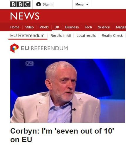 Margaret Beckett 'in tears' on radio as she begs Jeremy Corbyn to quit