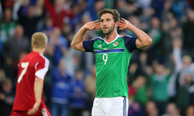 Northern Ireland v Belarus - International Friendly - Windsor Park