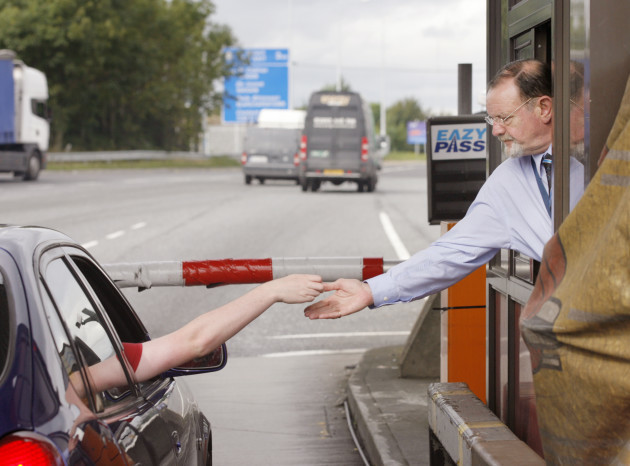 20/8/2008 Toll booths to Close