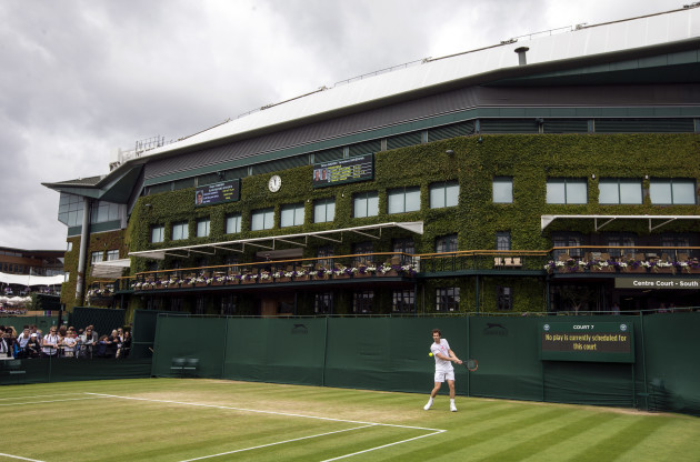 Wimbledon 2016 - Day Eleven - The All England Lawn Tennis and Croquet Club