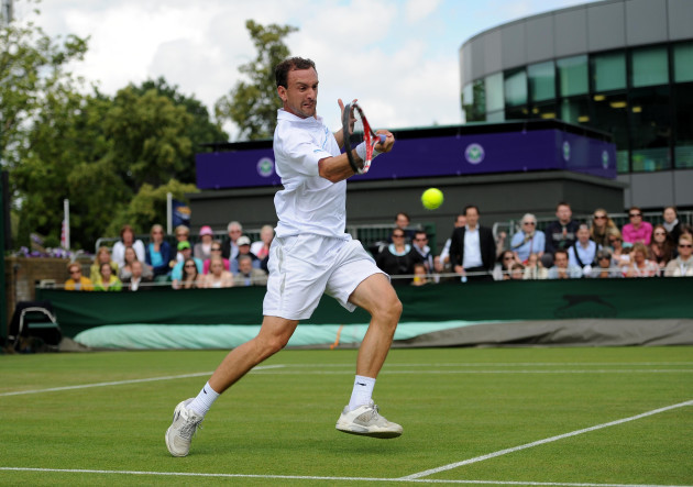 Tennis - 2011 Wimbledon Championships - Day Two - The All England Lawn Tennis and Croquet Club