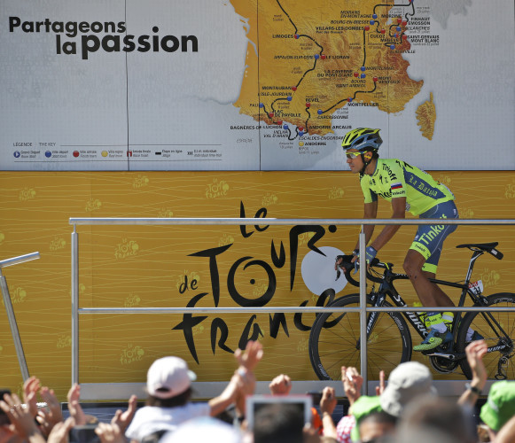 Spain Cycling Tour de France