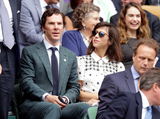 Irina Shayk gives Bradley Cooper 'the cold shoulder' at Wimbledon