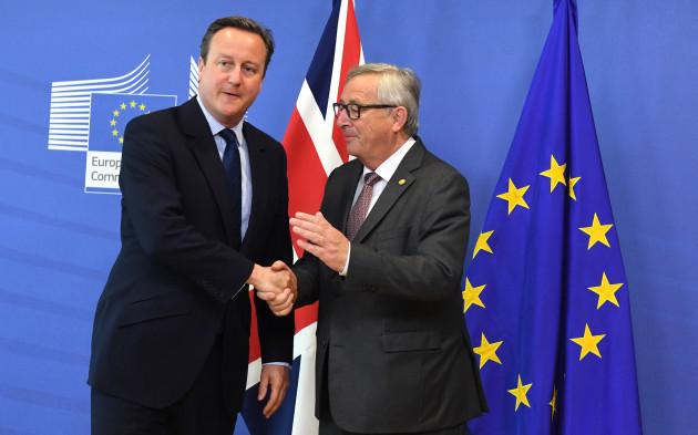 Belgium Britain EU