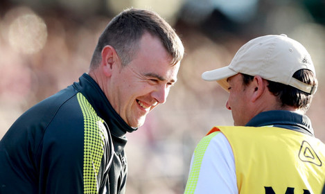 Eoin Kelly and Paul Flynn