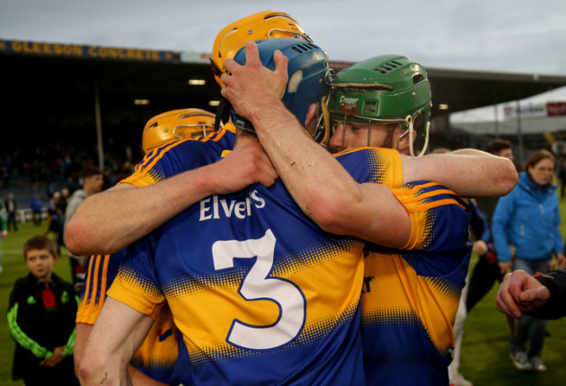 Tipperary Celebrate after the game