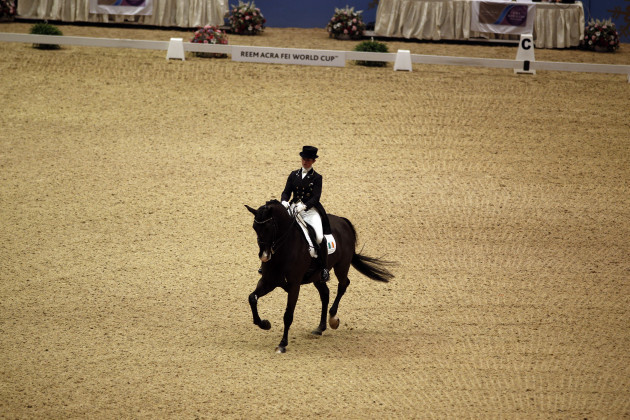 Equestrian - 2014 Olympia London International Horse Show - Day One - Olympia Exhibition Centre