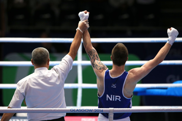 Sport - 2014 Commonwealth Games - Day Seven