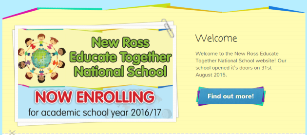 new ross educate together