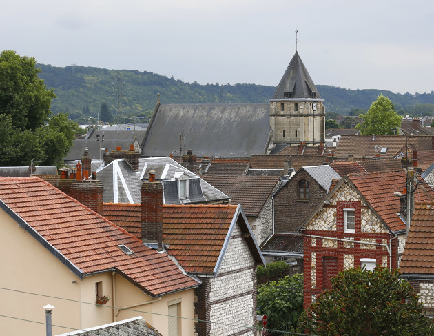 In France: Second church attacker was known to police