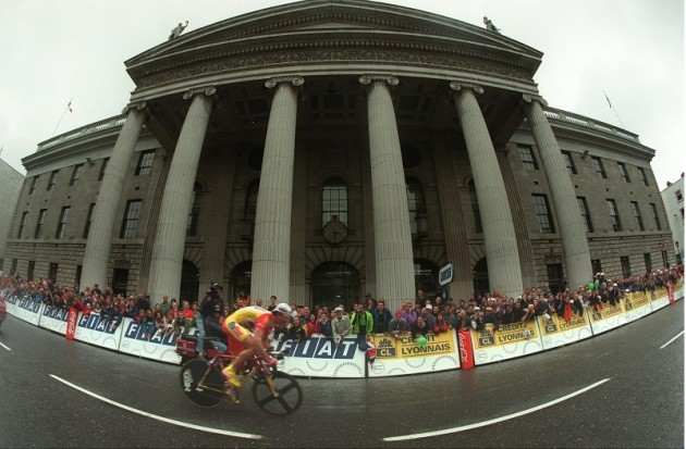 Tour de France in Dublin 11/7/1998