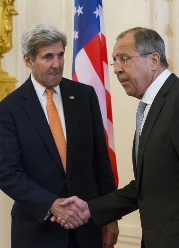 Russia US