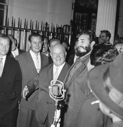 Castro Khrushchev