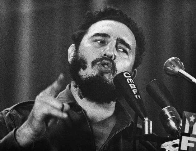Fidel Castro 1960