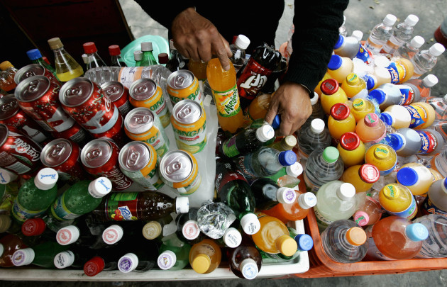 Mexico Soda Tax Fight
