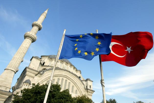 TURKEY EU ENLARGEMENT