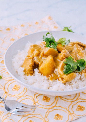 Coconut Curry Chicken - The Woks of Life