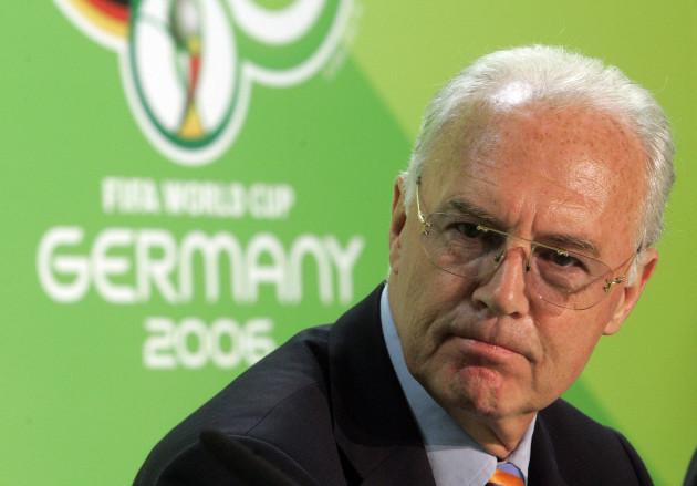Soccer FIFA Investigation