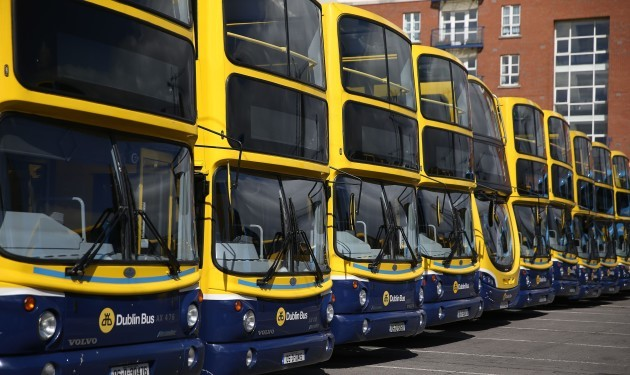 Dublin Bus workers industrial action