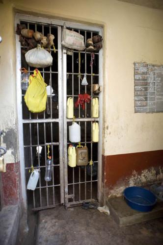 Luzira Maximum Security prison Kampala,Uganda