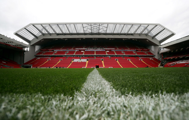 Anfield Main Stand Opening - Liverpool