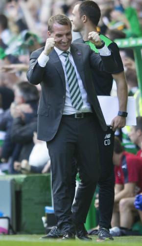 Celtic v Rangers - Ladbrokes Scottish Premiership - Celtic Park