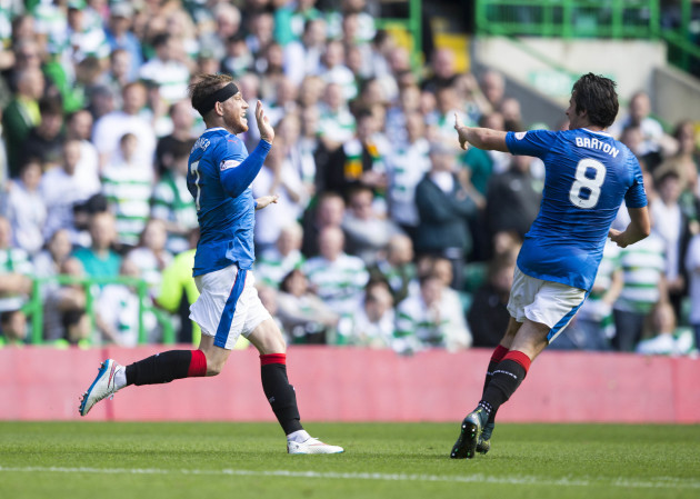 Celtic v Rangers - Ladbrokes Scottish Premiership - Celtic Park
